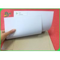 Buy cheap 250g Mixed Pulp Coated Duplex Paper Board With Grey Back For Printing from wholesalers