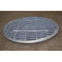 Buy cheap High Security Stainless Steel Bar Grating , Non-Slip Steel Walkway Grating from wholesalers