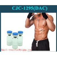 Buy cheap Growth Hormone Releasing Hormone GHRH CJC 1295 With DAC For Bodybuilder from wholesalers