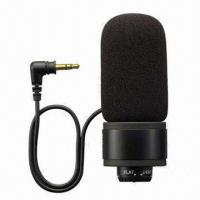 Buy cheap Newest Stereo Microphone for Nikon Digital SLR Camera, 70 to 16,000Hz Frequency Response from wholesalers