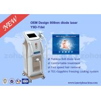 Buy cheap Touch Screen Professional 808 Diode Laser Hair Removal Machine For Body from wholesalers