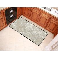 Buy cheap Large Sizes Outdoor Welcome Mats , Grey Color Design Entrance Door Mats from wholesalers