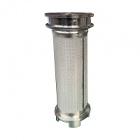Buy cheap Coal Mine Equipment 300um Stainless Steel Filter Element from wholesalers