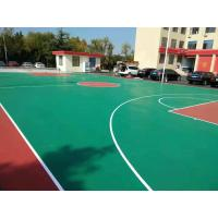 Buy cheap PU Synthetic Basketball Court FlooringSurface Polyurethane Resin Material from wholesalers