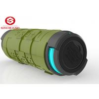 Buy cheap DC 18V 5A Bluetooth Speaker , Shockproof Portable Mini Square Speaker With FM from wholesalers