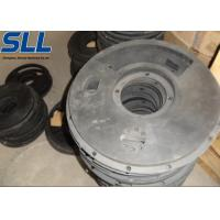 Buy cheap High quality upper sealing plate in shotcrete machine wear resistance from wholesalers