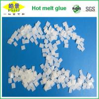 Buy cheap Low Temperature - Hot Melt Adhesive For Side Book Binding (Transparent White) from Wholesalers
