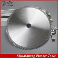Buy cheap tct circular saw blade for cutting aluminum from wholesalers