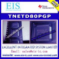 Buy cheap TNETD80PGP - TI (Texas Instruments) - IC SEMICONDUCTOR product