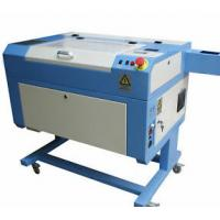 Buy cheap HIGH Precise CO2 Laser Engraving Cutting Machine , 60w CO2 Laser Cutter For Gift Package Box from wholesalers