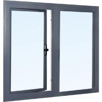 aluminum casement windows