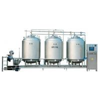Buy cheap Electric Drinking Water Treatment Systems Clean - In - Place System ( CIP ) from wholesalers