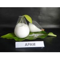 Buy cheap anionic polyacrylamide PAM from wholesalers