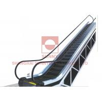 Buy cheap Outdoor Shopping Mall Escalator Airport Moving Walkway With VVVF Auto Start Stop from wholesalers