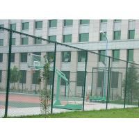 Buy cheap Protection Galvanized Steel Chain Link Fence Multi Sizes / Colors Available from wholesalers