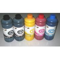 Buy cheap Ink refill kits bulk digital inkjet pigment ink for Epson SureColor T3000 T5000 T7000,5 color from wholesalers