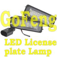 Buy cheap Durable design led license plate lamp bulb from wholesalers