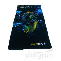 Buy cheap Personalized Bright Color Custom Printed Beach Towels With Digital Full Printing Craft from wholesalers