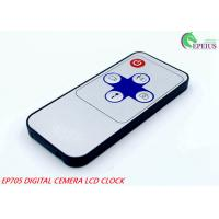 Buy cheap Hidden HD 1080P Security Wifi Camera Clock With Remote Controller 1280 * 960 product
