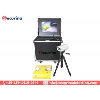 Buy cheap Mobile Car Surveillance Equipment , Under Vehicle Search System Multi Language from wholesalers