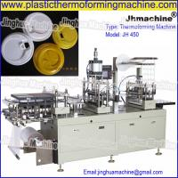Buy cheap PS Cup lid Cover thermoforming machine, Good Quality and stable performance from wholesalers