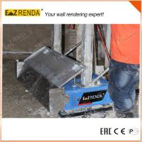 Buy cheap Mix Cement Render Machine Wall Cement Plastering Machine High Speed from wholesalers