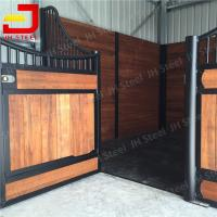 Buy cheap Hot Dipped Galvanized Portable Horse Stall Panels horse boxes from wholesalers