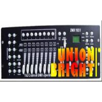 Buy cheap Stage Lighting Equipment 512 DMX Light Controller Software with joystick for Bars or KTV from wholesalers