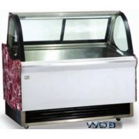 Buy cheap 1200mm Ice Cream Showcase Freezer Tempered Glass With Transparent Conducting Films from wholesalers