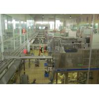 Buy cheap Automated Dairy Milk Production Line Packing Conveyor Systems from wholesalers