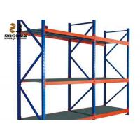 Buy cheap Custom Size Cold Rolled Steel Storage Shelves Easy Disassembly from wholesalers