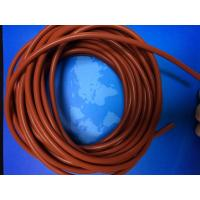 China Food Grade Silicone Rubber Cord Aging Resistant For Doors And Windows Sealing on sale