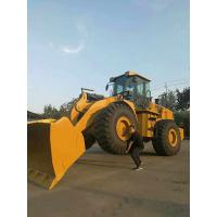 Buy cheap 5000kg zl50 wheel loader container side loader for sale product