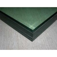 Buy cheap Bullet Resistant Materials Bulletproof Glass with Thickness 42mm from wholesalers