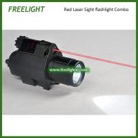 Buy cheap 650nm weavelength Rechargeable red Laser Sight handgun mounted laser scope from wholesalers