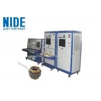 Buy cheap Air Condition Motor Stator Testing Panel Equipment, stator tester machine from wholesalers