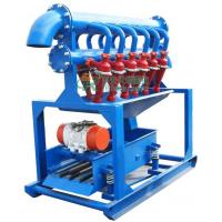 Buy cheap 1150kg Desilter Hydrocyclone DN150mm Inlet Size With 180m3 / H Capacity from wholesalers