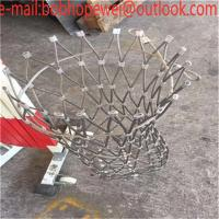 Buy cheap flexible stainless steel mesh/stainless steel wire rope fitting/wire rope manufactures/steel mesh rope/wire rope sleeve from wholesalers