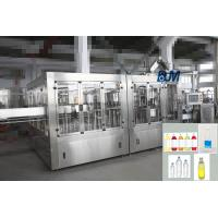 Buy cheap Fully Automatic Carbonated Drink Filling Machine Rinsing Filling Capping Machine from wholesalers