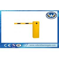Buy cheap European Level Design Car Park Barrier Gate With Remote Control Heavy Duty from wholesalers
