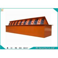 Buy cheap Crowd Control Road Block Manual Car Spike Hydraulic Security Barrier from wholesalers
