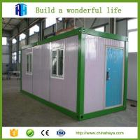 Buy cheap hot sale sandwich panel house prefab tiny house solar for sale from wholesalers