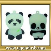 Factory Price Pvc Pendrive Panda
