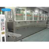 Buy cheap Fully Automatic Ultrasonic Parts Washer For Different Application from wholesalers