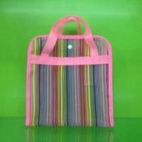 Buy cheap New mesh fashion bag, new style, mesh bag, wash bag from wholesalers