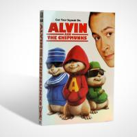 Buy cheap Newest Alvin and the Chipmunks disney dvd movie children carton dvd dhl free shipping from wholesalers