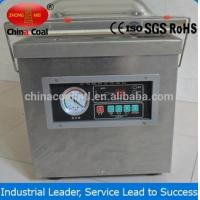 China hot sale DZ260-D Double Chamber Food Vacuum Packing Machine China Coal on sale
