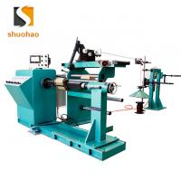 Buy cheap transformer winding coil machine from wholesalers