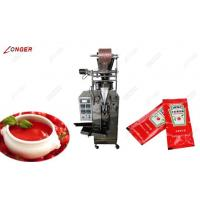 Buy cheap Automatic Ketchup Packing Machine|Tomato Sauce Packing Machine For  Sale from wholesalers