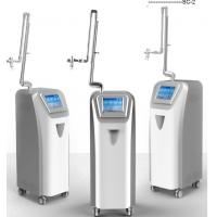 Buy cheap SC-2 Sanhe rf drive metal tube Co2 fractional laser skin mole removal machine from wholesalers